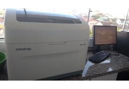 Analisador Automatico para Bioquimica BS120 MINDRAY (Seminovo)